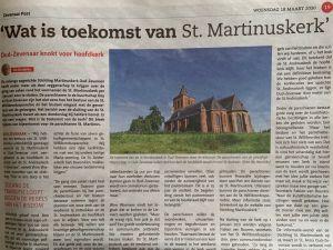 Kerk Oud-Zevenaar moet open blijven!