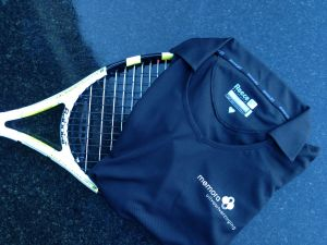 Memora shirtsponsor tennisteam mix 1 TV Huissen