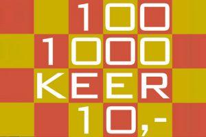 Stichting Honderduizend Keer een Tientje